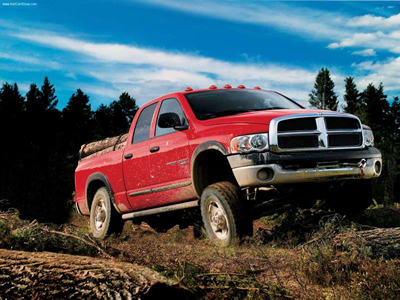 Dodge Power Wagon Parts