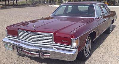 Dodge Monaco Parts Royal